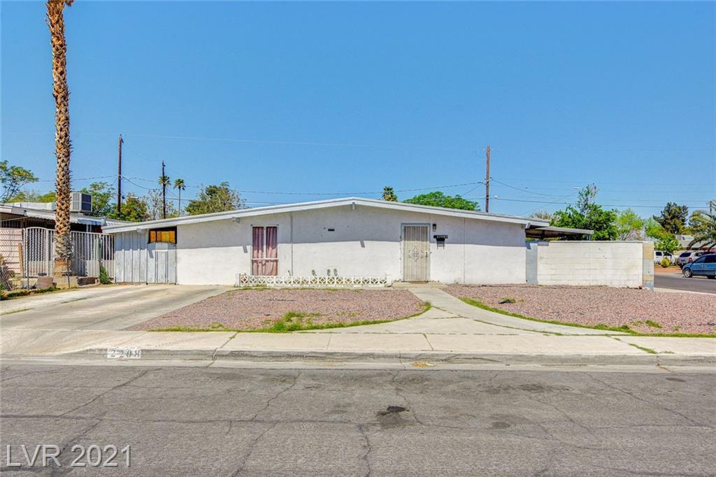 Ryan Avenue Property Photo - Las Vegas, NV real estate listing