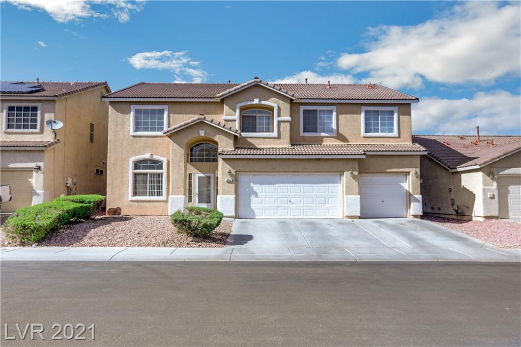 Gray Robin Avenue Property Photo - North Las Vegas, NV real estate listing