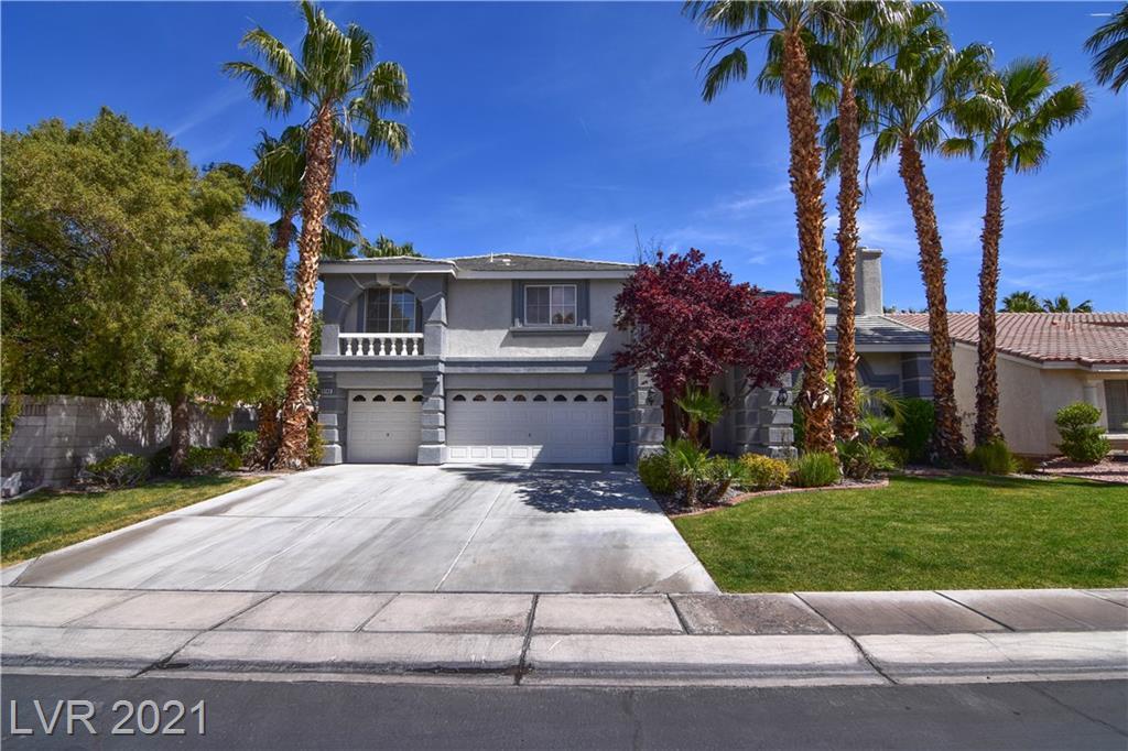 9146 November Breeze Street Property Photo - Las Vegas, NV real estate listing