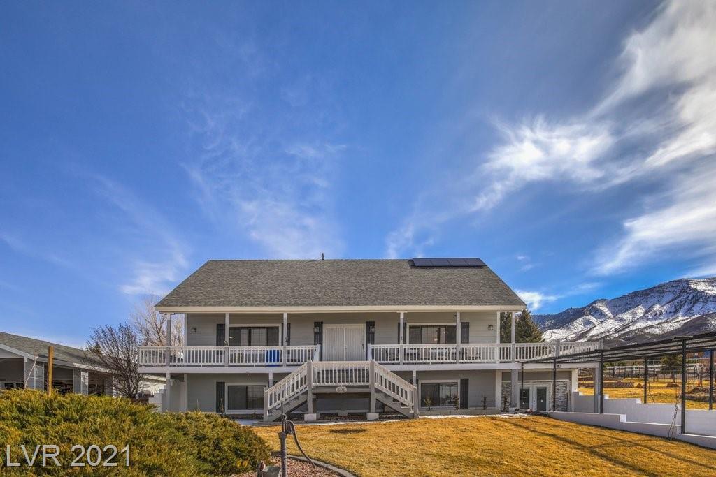 42 Oak Spring Road Property Photo - Cold Creek, NV real estate listing