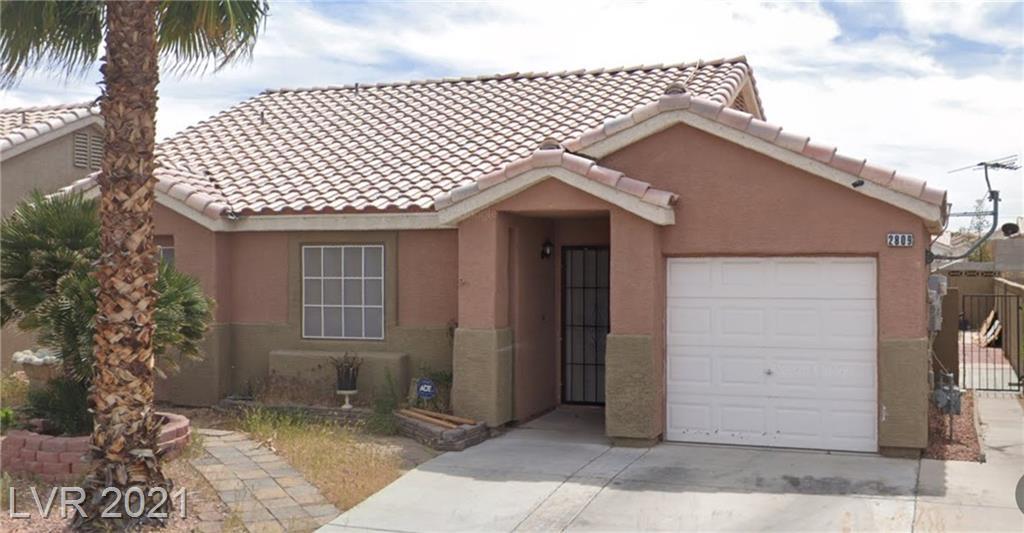 2809 Sing Song Way Property Photo - Las Vegas, NV real estate listing