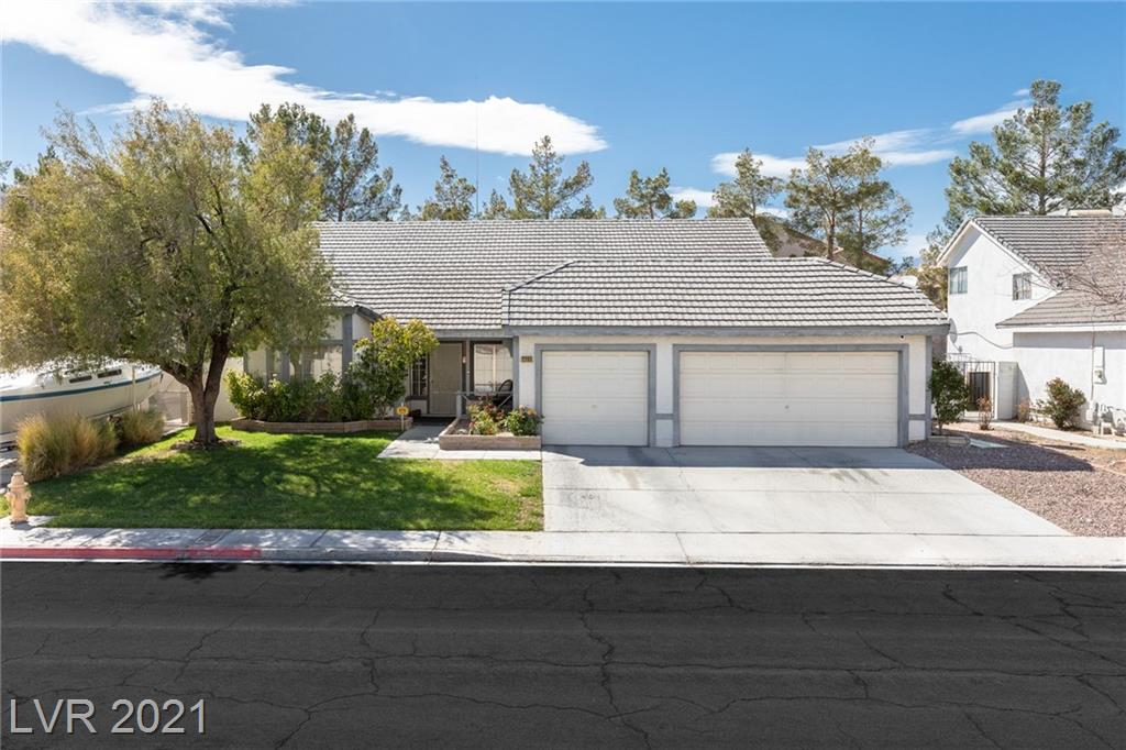 2205 Autumn Lull Drive Property Photo - Las Vegas, NV real estate listing