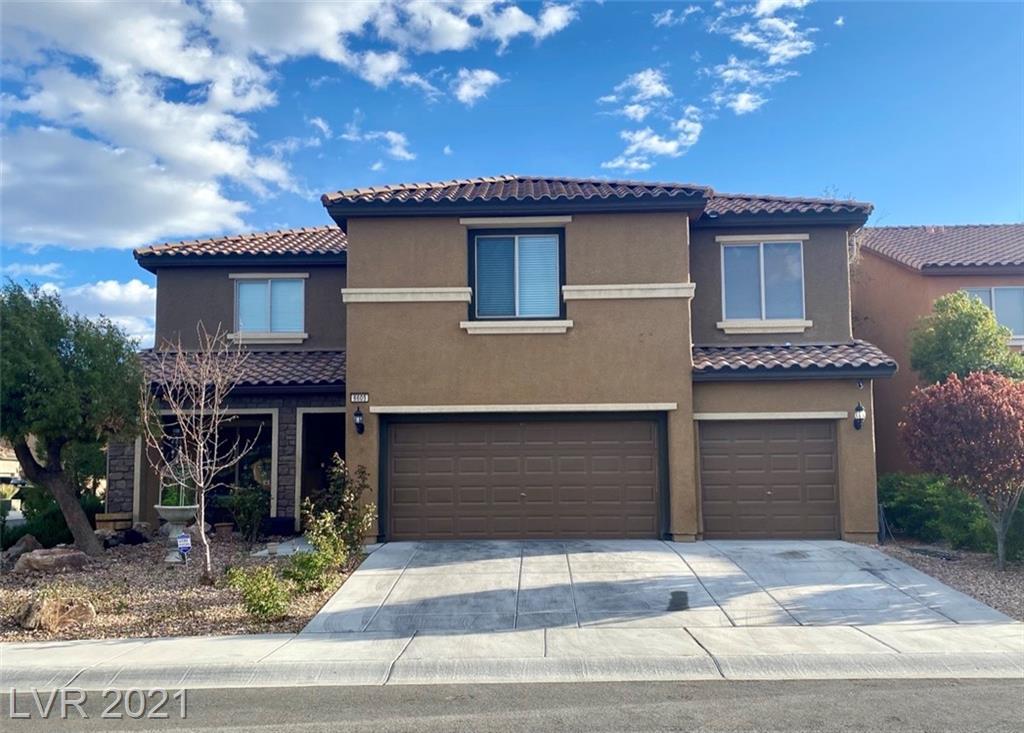 6605 Gray Juniper Avenue Property Photo - Las Vegas, NV real estate listing