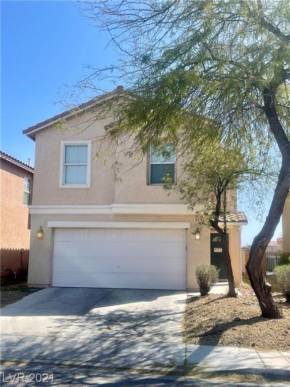 10274 Purple Primrose Drive Property Photo - Las Vegas, NV real estate listing