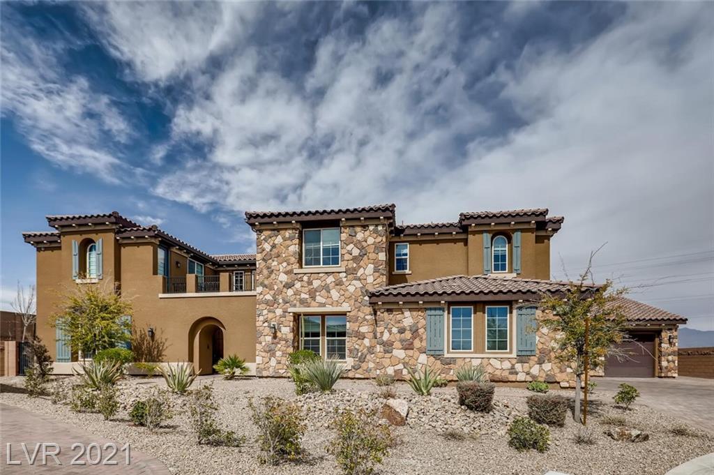 4985 Ghost Dance Circle Property Photo - Las Vegas, NV real estate listing