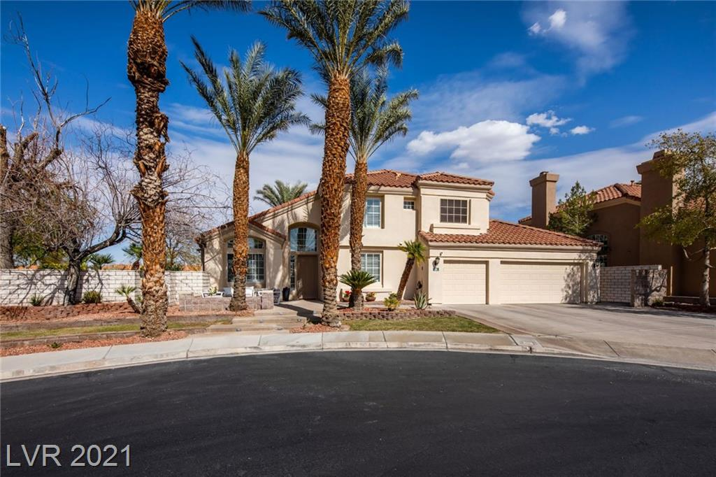 Wentworth Drive Property Photo - Henderson, NV real estate listing