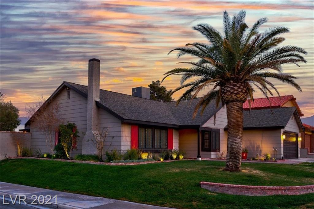 2101 Piccolo Way Property Photo - Las Vegas, NV real estate listing