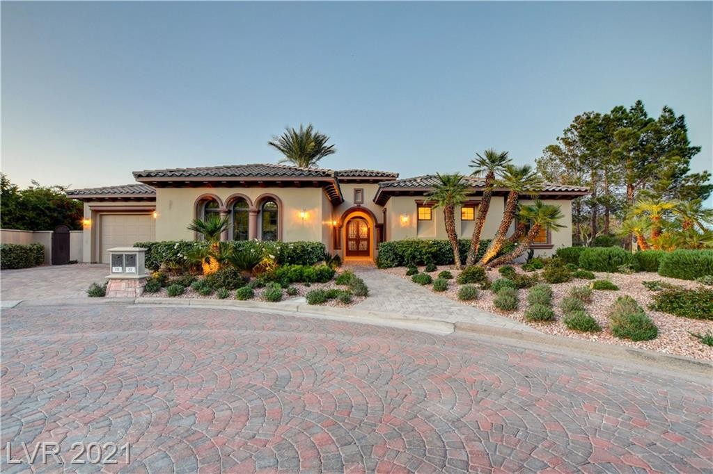 Bel Giorno Court Property Photo - Henderson, NV real estate listing