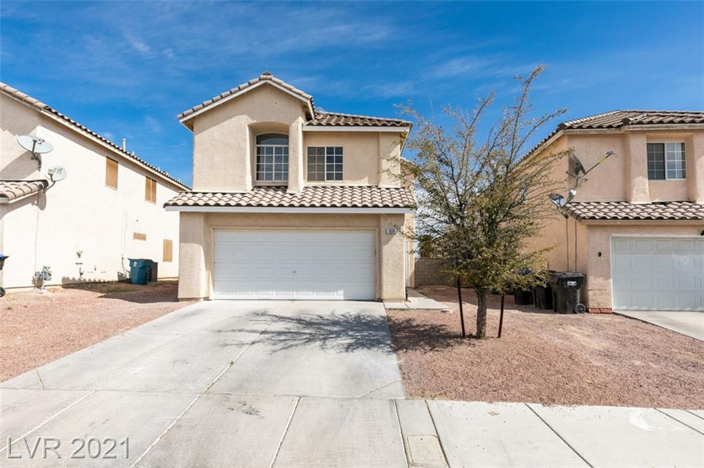 Count Avenue Property Photo - North Las Vegas, NV real estate listing
