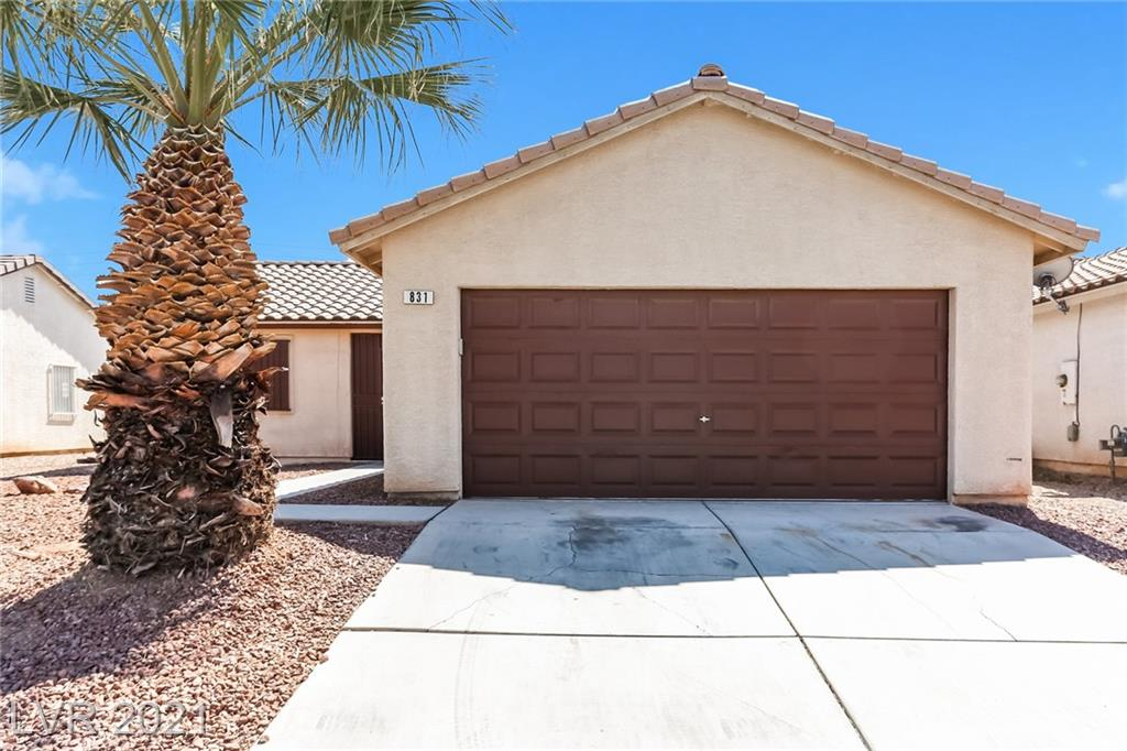 831 Astro Court Property Photo - North Las Vegas, NV real estate listing