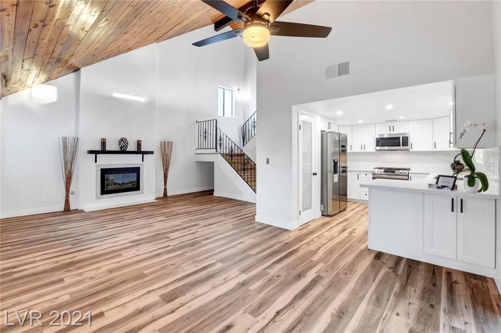 Wingedfoot Avenue Property Photo - Las Vegas, NV real estate listing