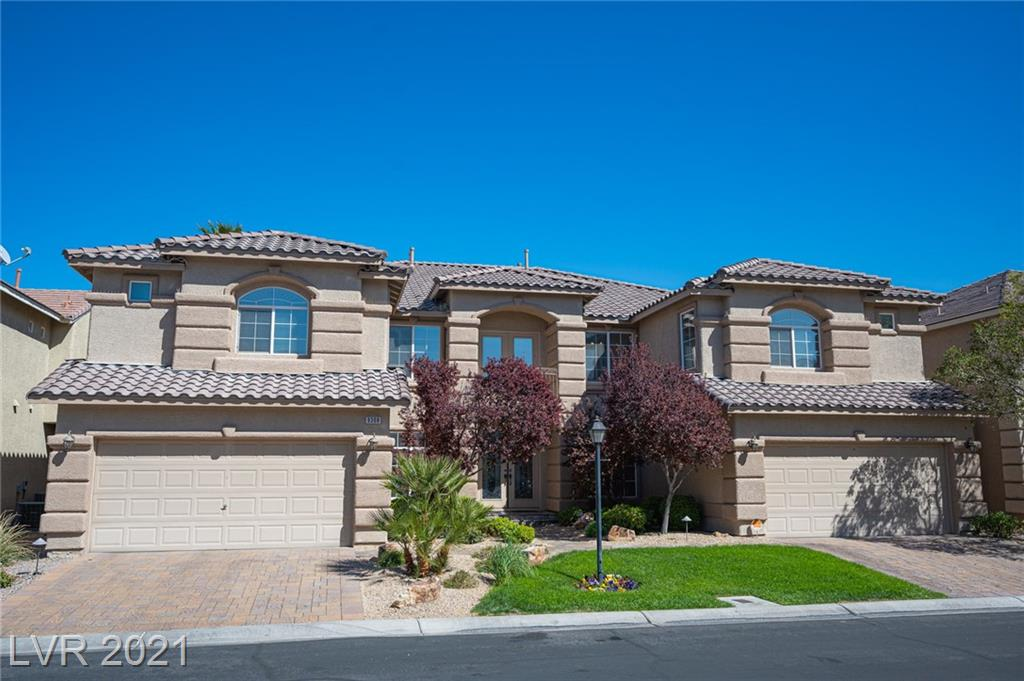 9308 Grand Gate Street Property Photo - Las Vegas, NV real estate listing