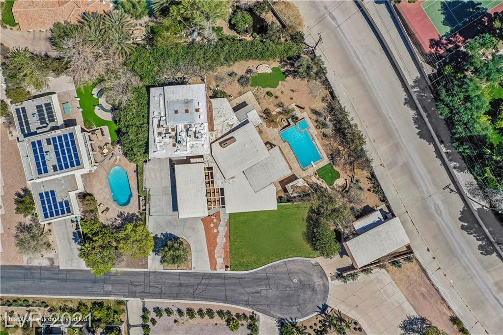 7170 Mira Monte Circle Property Photo - Las Vegas, NV real estate listing