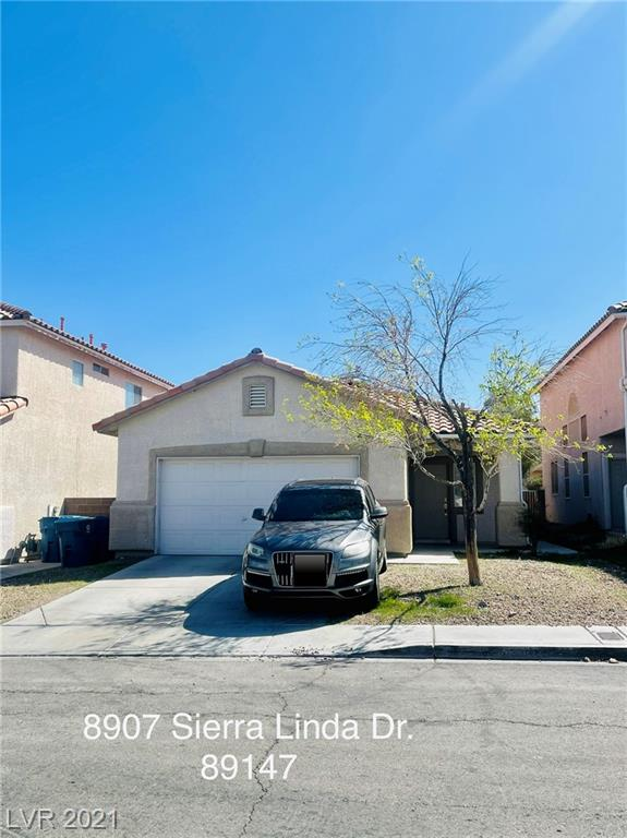 8907 Sierra Linda Drive Property Photo - Las Vegas, NV real estate listing