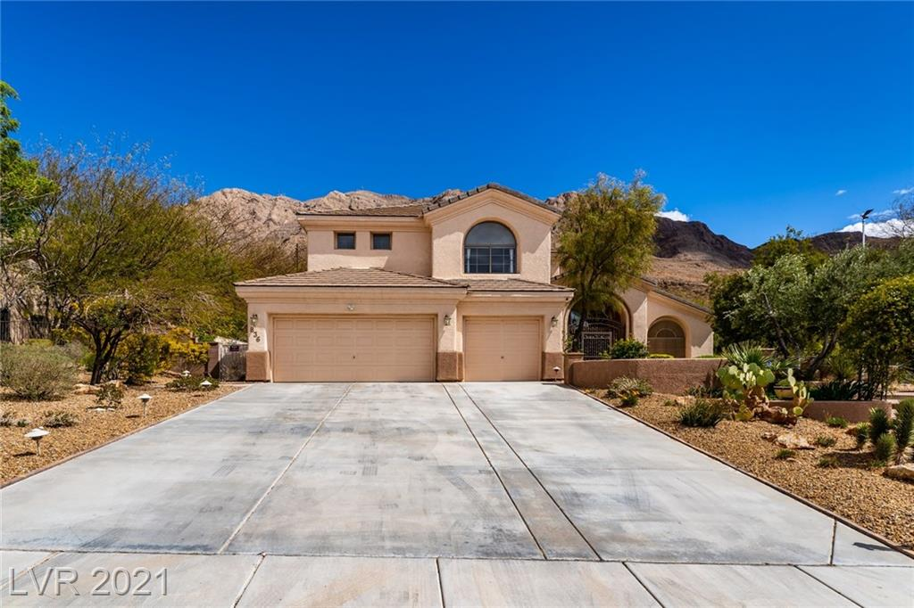 Market Crest Drive Property Photo - Las Vegas, NV real estate listing