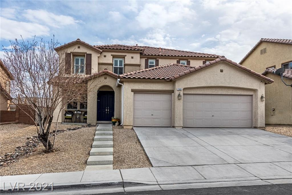 Stone Breeze Avenue Property Photo - North Las Vegas, NV real estate listing