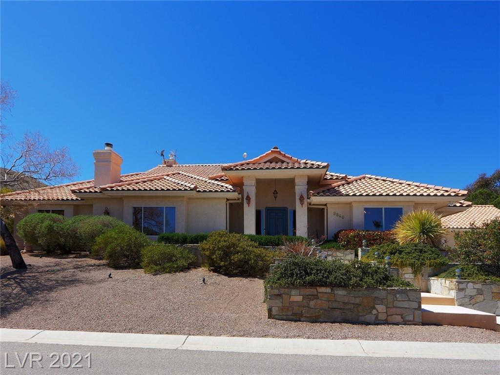 9840 Red Coach Avenue Property Photo - Las Vegas, NV real estate listing