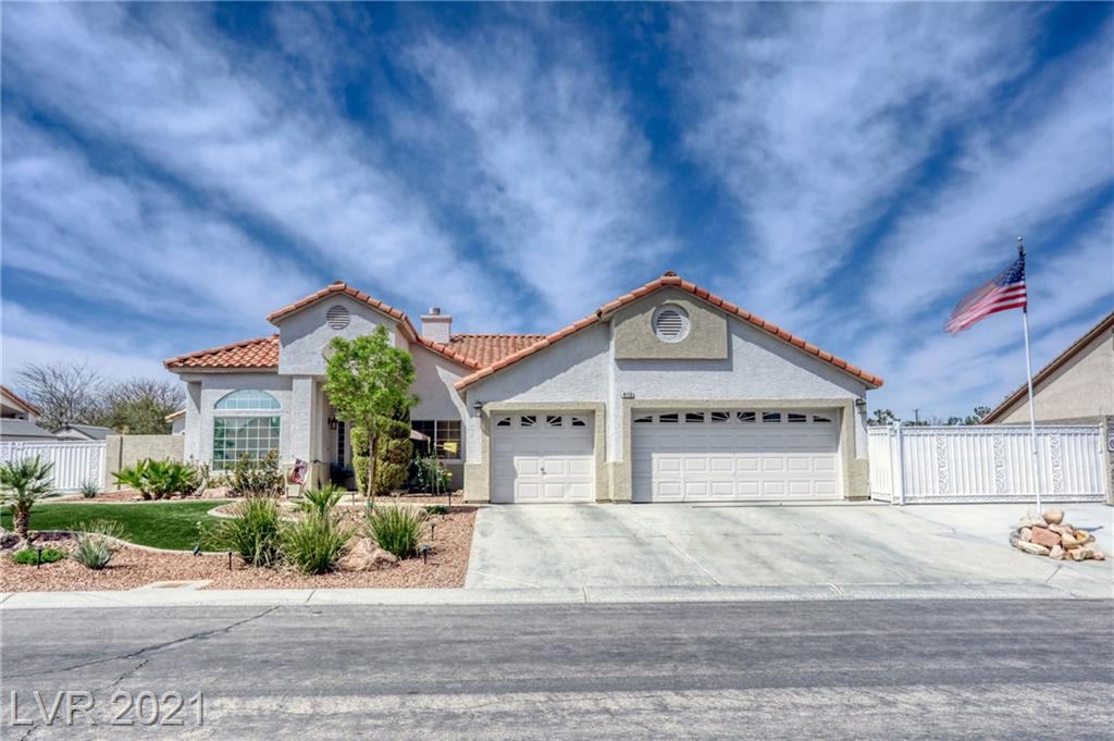 Villa Flora Street Property Photo - Las Vegas, NV real estate listing