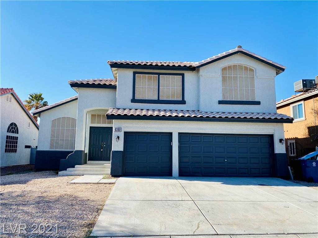 Cantelope Court Property Photo - Las Vegas, NV real estate listing