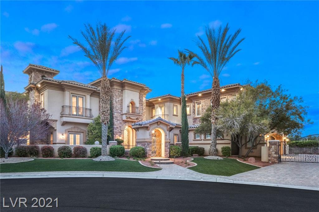 8514 Verde Park Circle Property Photo - Las Vegas, NV real estate listing