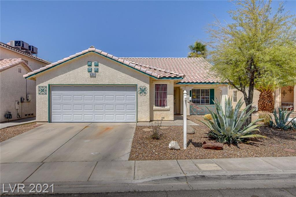 6364 Elderberry Wine Avenue Property Photo - Las Vegas, NV real estate listing