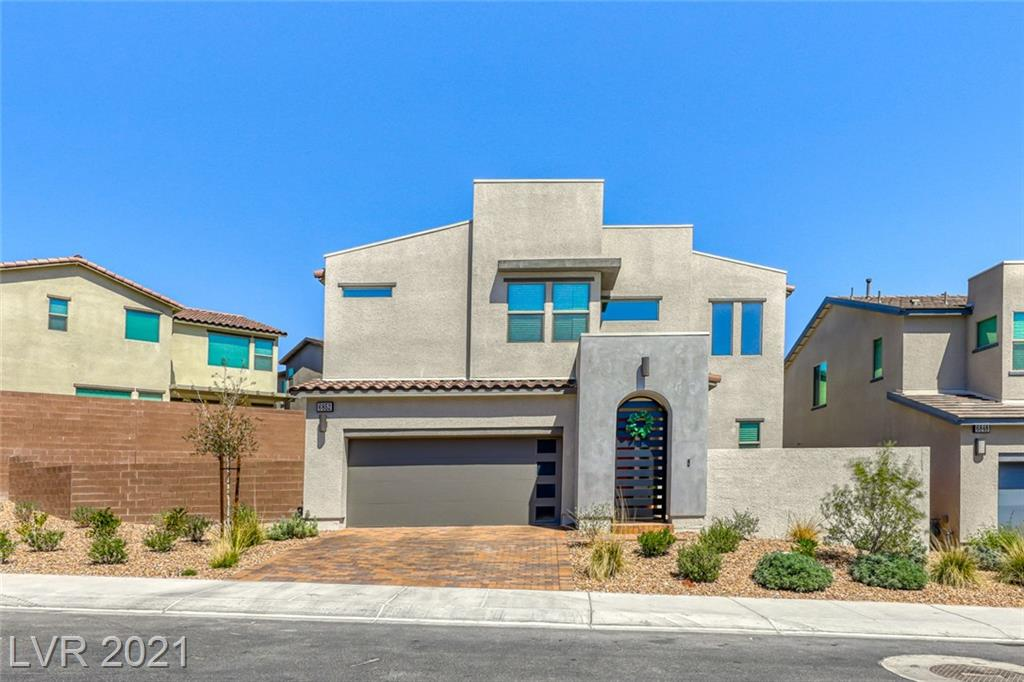 6852 Whisper Canyon Place Property Photo - North Las Vegas, NV real estate listing