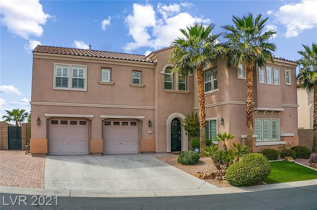 Rosenhearty Drive Property Photo - Henderson, NV real estate listing