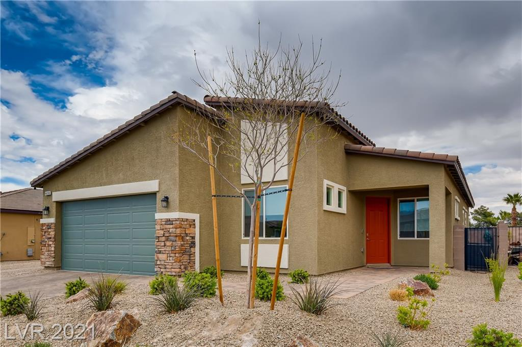 Capri Blue Street Property Photo - Las Vegas, NV real estate listing
