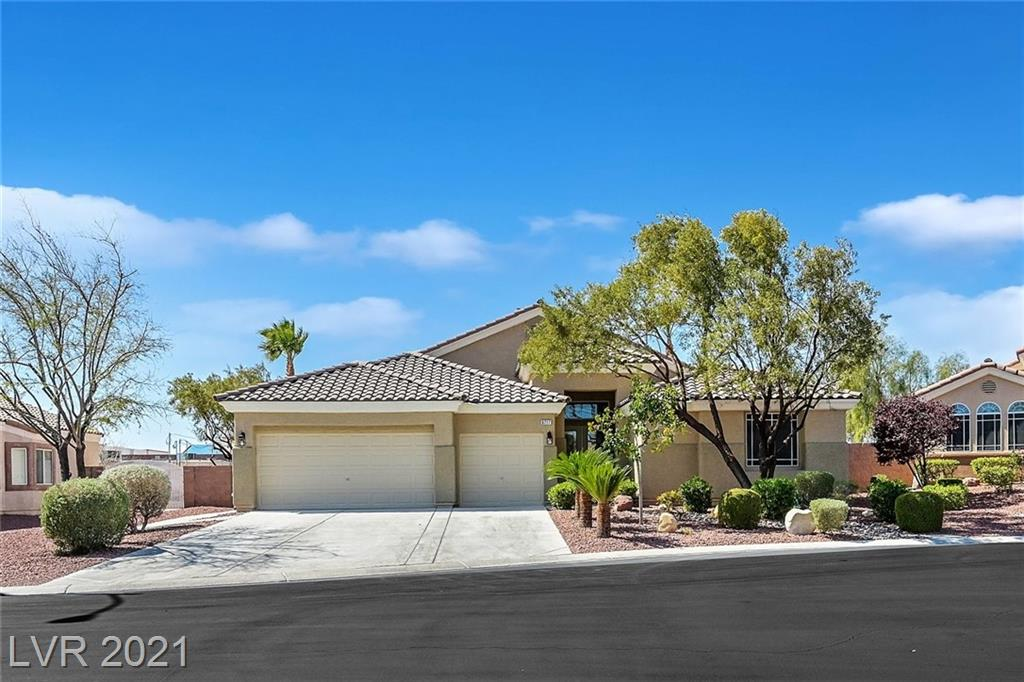 Tattler Drive Property Photo - North Las Vegas, NV real estate listing