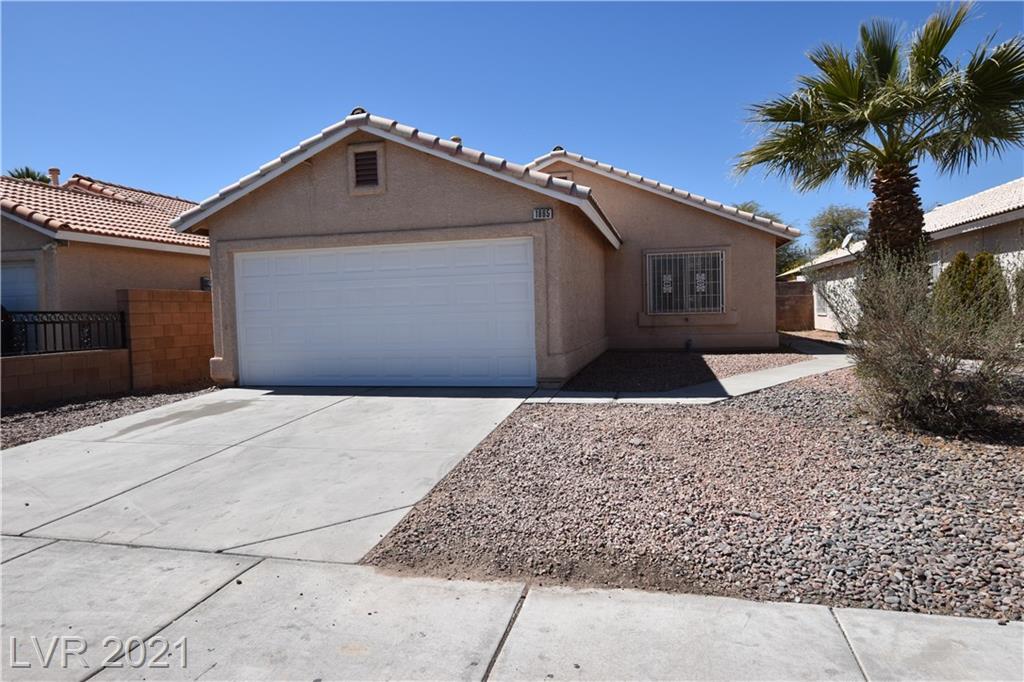 1865 Crystal Gem Street Property Photo - Las Vegas, NV real estate listing