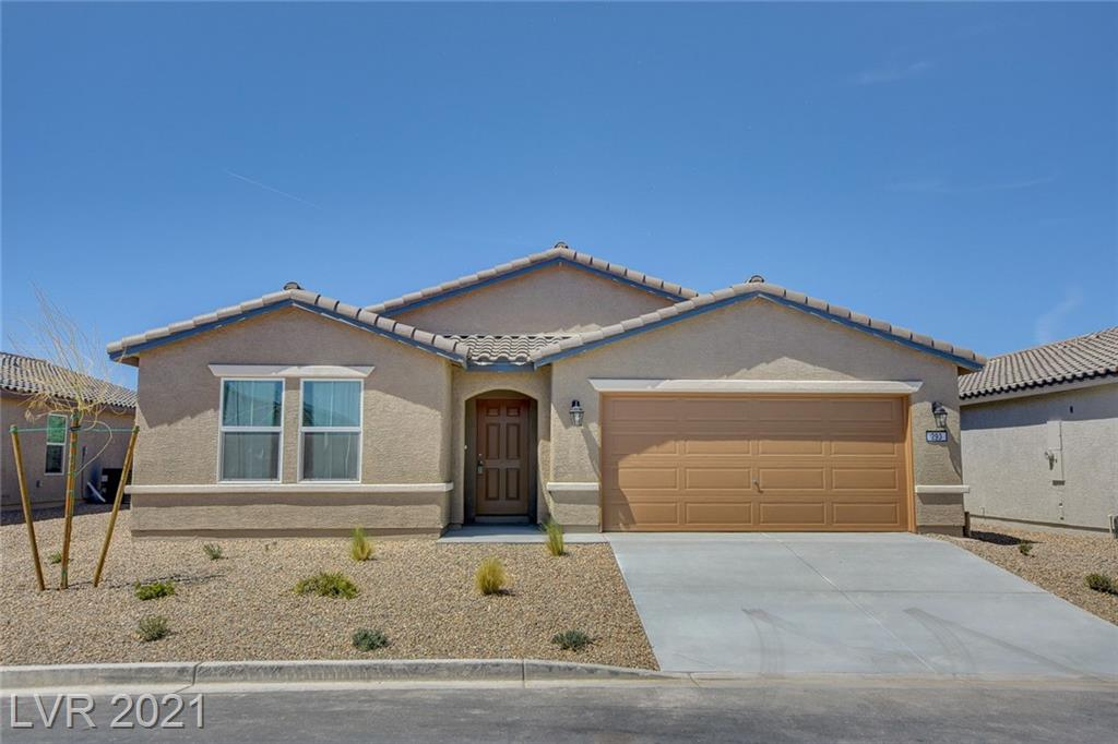 293 Horsetail Falls Street Property Photo - Indian Springs, NV real estate listing