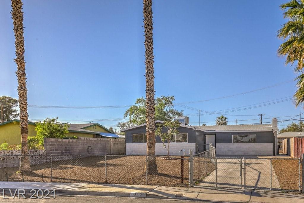 5812 Lydia Drive Property Photo - Las Vegas, NV real estate listing
