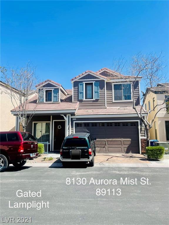 8130 Aurora Mist Street Property Photo - Las Vegas, NV real estate listing
