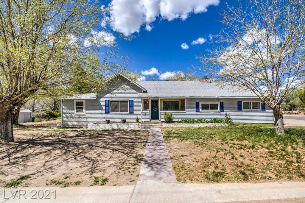 Main Street Property Photo - Alamo, NV real estate listing
