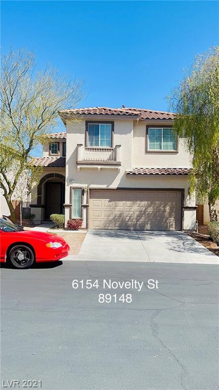 6154 Novelty Street Property Photo - Las Vegas, NV real estate listing