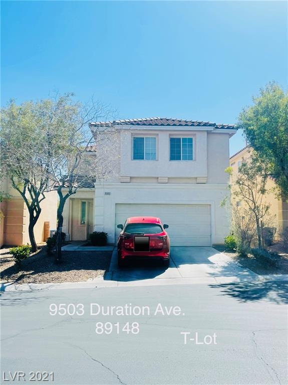 9503 Duration Avenue Property Photo - Las Vegas, NV real estate listing