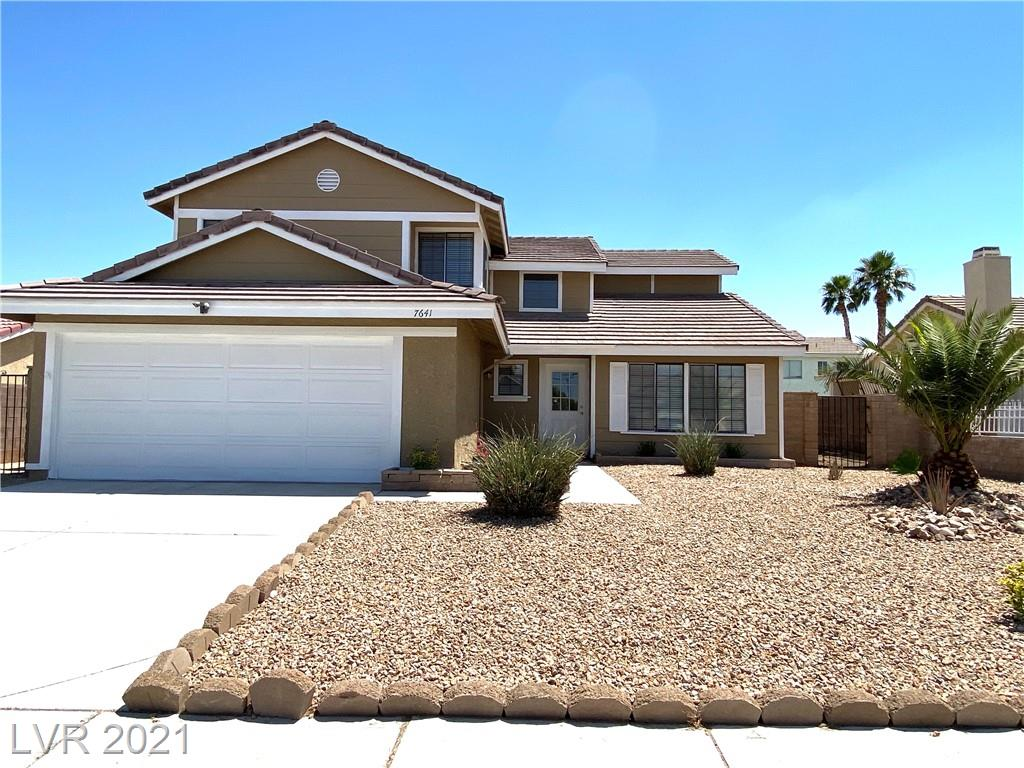 Keating Circle Property Photo - Las Vegas, NV real estate listing