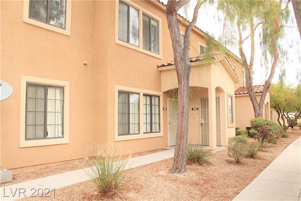 2151 Hussium Hills Street #206 Property Photo - Las Vegas, NV real estate listing
