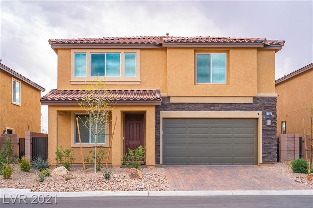Golden Topaz Avenue Property Photo - Las Vegas, NV real estate listing