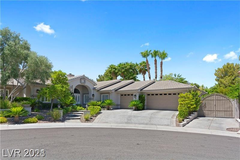 Knollwood Court Property Photo - Henderson, NV real estate listing