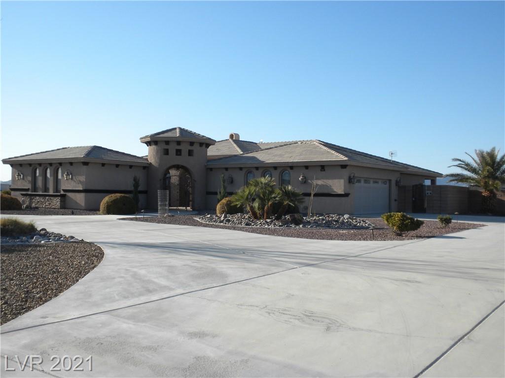 Gray Fox Way Property Photo - Pahrump, NV real estate listing