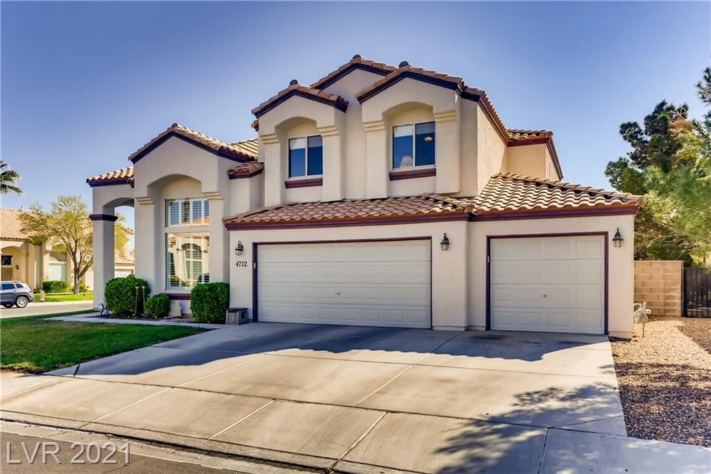 Compass Bow Lane Property Photo - Las Vegas, NV real estate listing