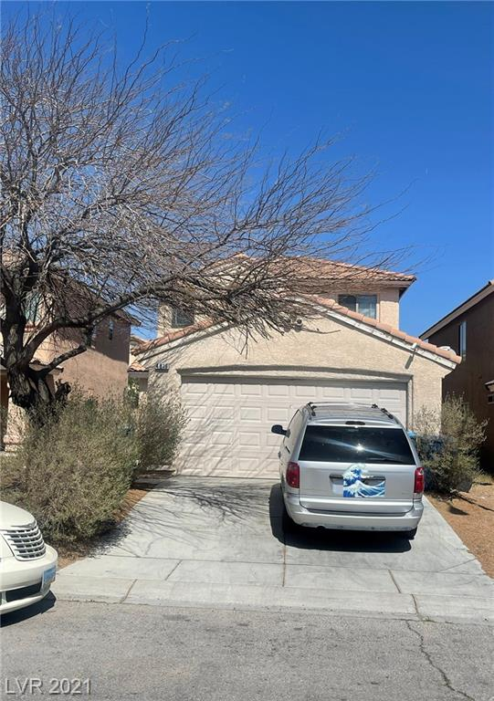 4816 Thackerville Avenue Property Photo - Las Vegas, NV real estate listing
