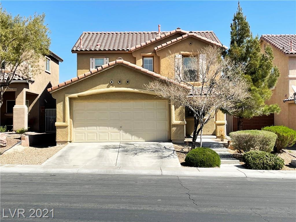 Courlan Drive Property Photo - North Las Vegas, NV real estate listing