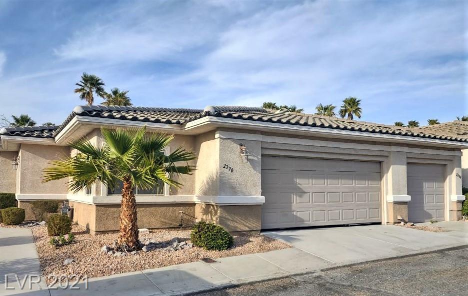 2290 Canyon Song Avenue Property Photo - Laughlin, NV real estate listing