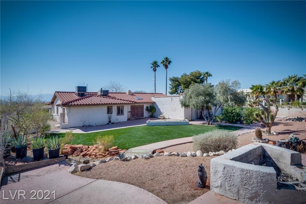 N Hollywood Boulevard Property Photo - Las Vegas, NV real estate listing