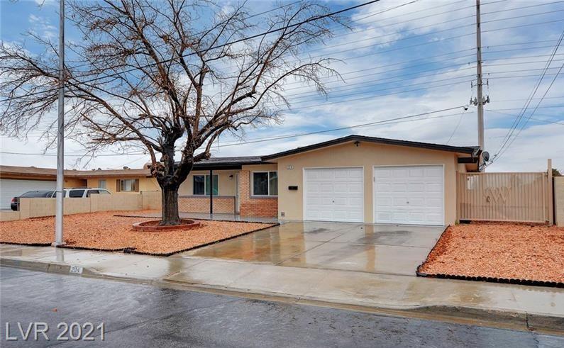 Chason Street Property Photo - Las Vegas, NV real estate listing