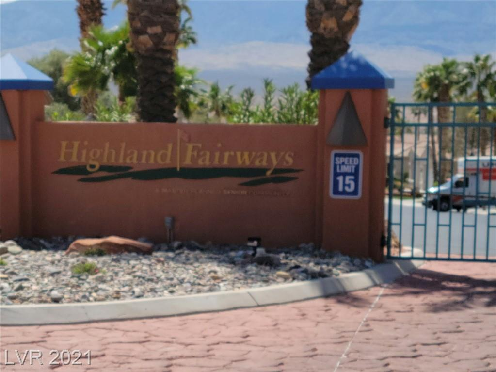 497 Fairways Drive Property Photo - Mesquite, NV real estate listing