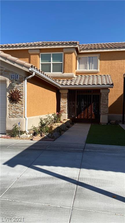 Adrock Court Property Photo - Las Vegas, NV real estate listing