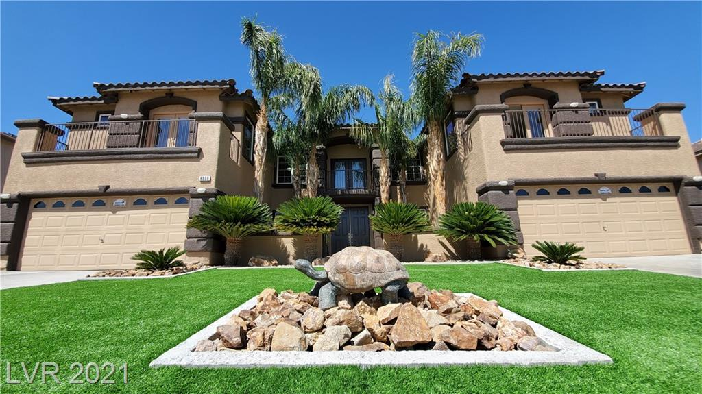 8808 Buffalo Cloud Avenue Property Photo - Las Vegas, NV real estate listing